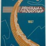 Programa de Navidad 1957